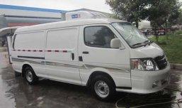 福田风景冷藏车价格优惠 仅售9.6万